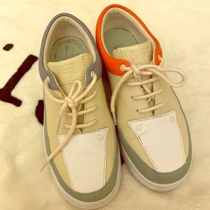 Camper twin leather shoes